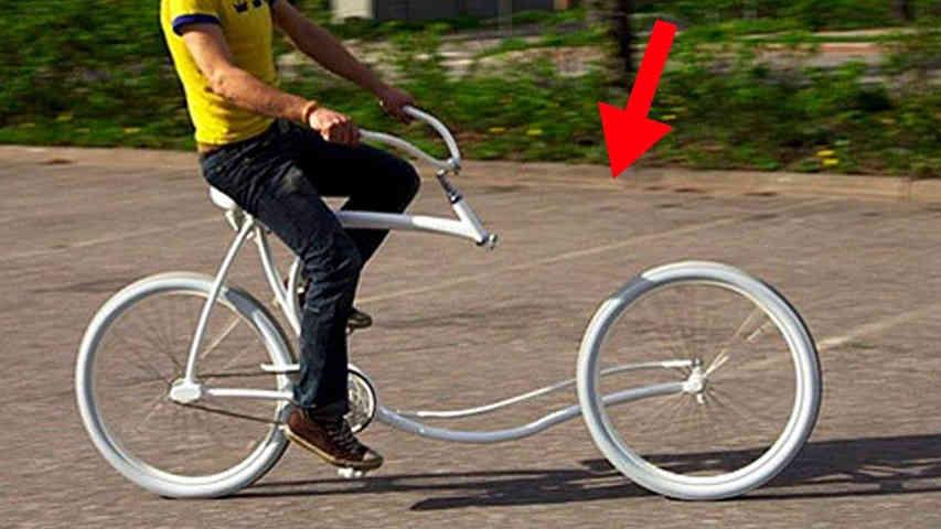 Fahrräder kennt jeder der eine kann besser damit umgehen der andere nicht. Aber diese Räder sind absolut unglaublich.