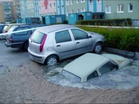 Wenn man nicht richtig aufpasst dann ist man schon mitten im Unfall.
