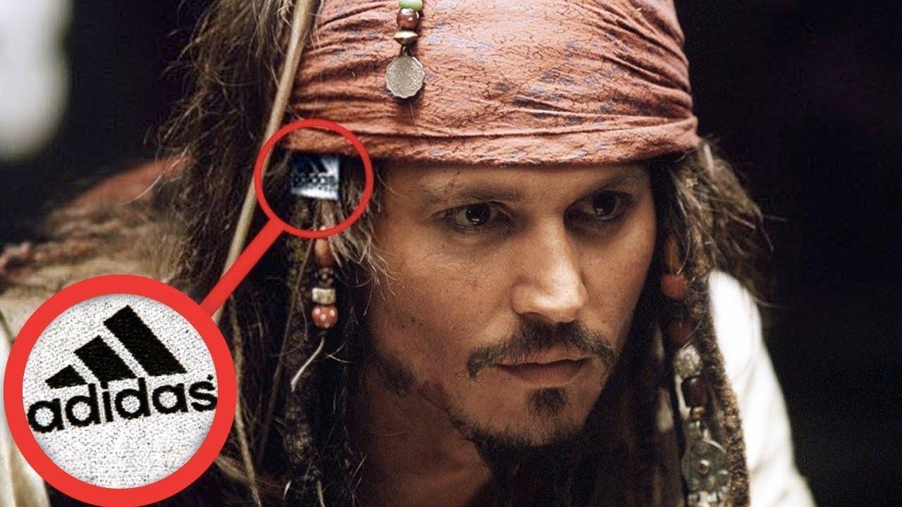 Diese Filmfehler werden oft übersehen und nicht bemerkt.