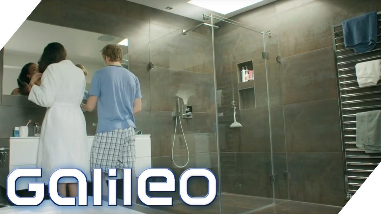 Unglaubliche Fehler im Badezimmer die man nicht gedacht hätte.