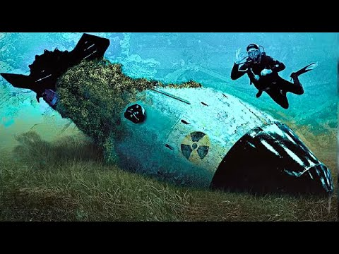 Dieses Video zeigt einige der unglaublichsten Funde aus dem Ozean.