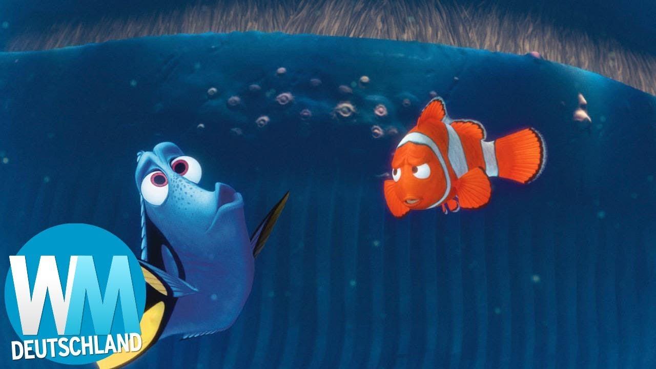 In diesem Video sieht man einige lustige Pixar Filmszenen